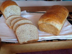Toasted Oat Bread